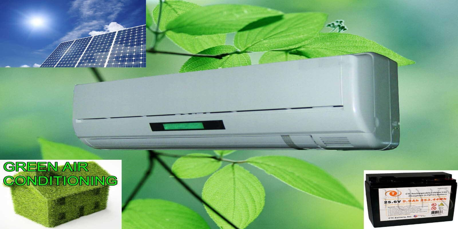 How Solar Air Conditioner Works And The Benefits Of Buying Them