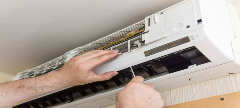 What Makes An AC Unit Freeze Up