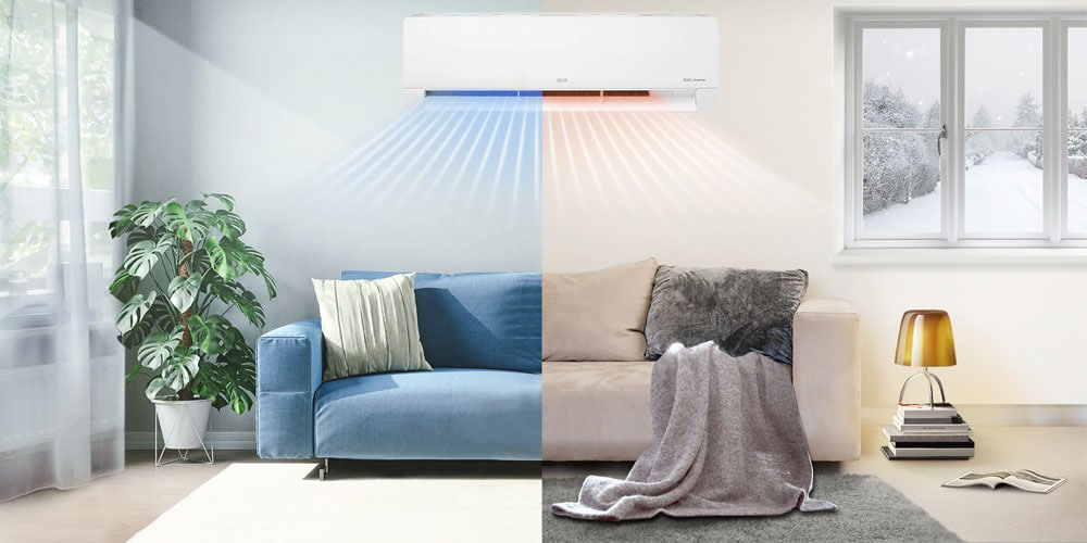 Best Hot and Cold Inverter AC in India