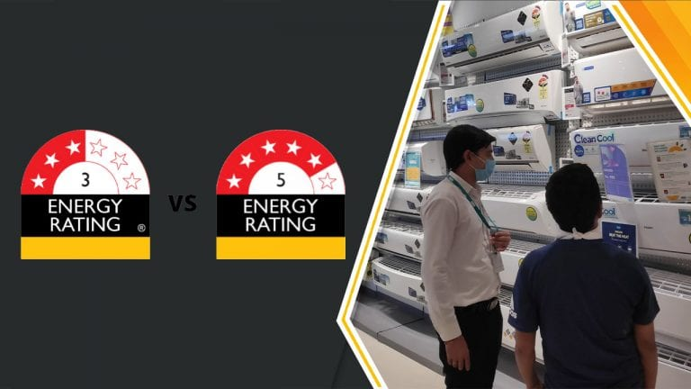 3 Star VS 5 Star AC, Is 5 Star Worth The Extra Cost?