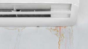 Water Dripping From Split AC