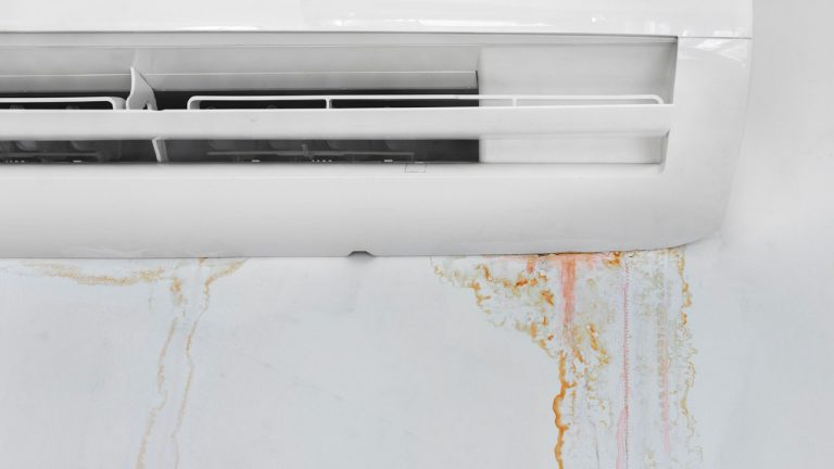 Solved: Water Dripping From Split AC