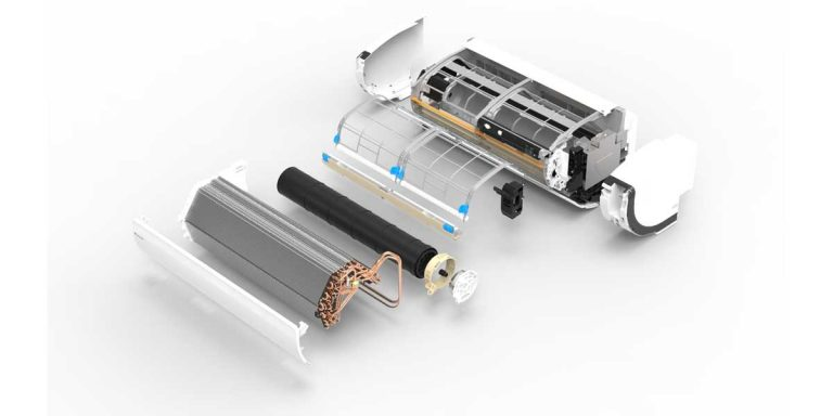 Components Of Air Conditioning System And The Types Of Air Conditioners