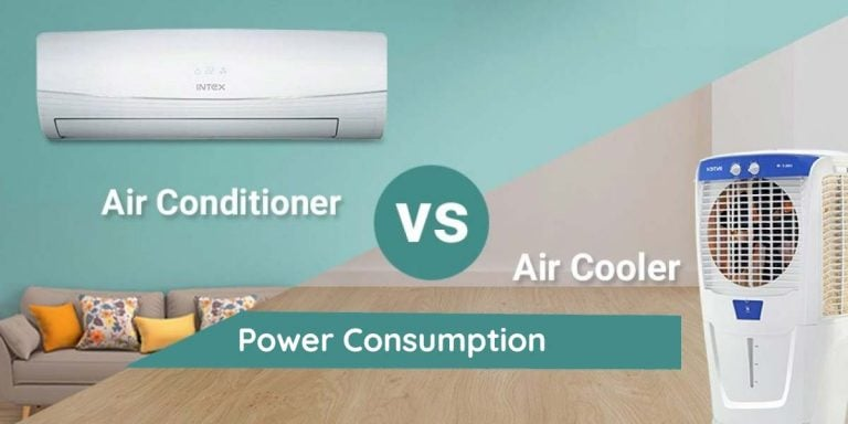 Air Cooler Vs Air Conditioner Electricity Consumption